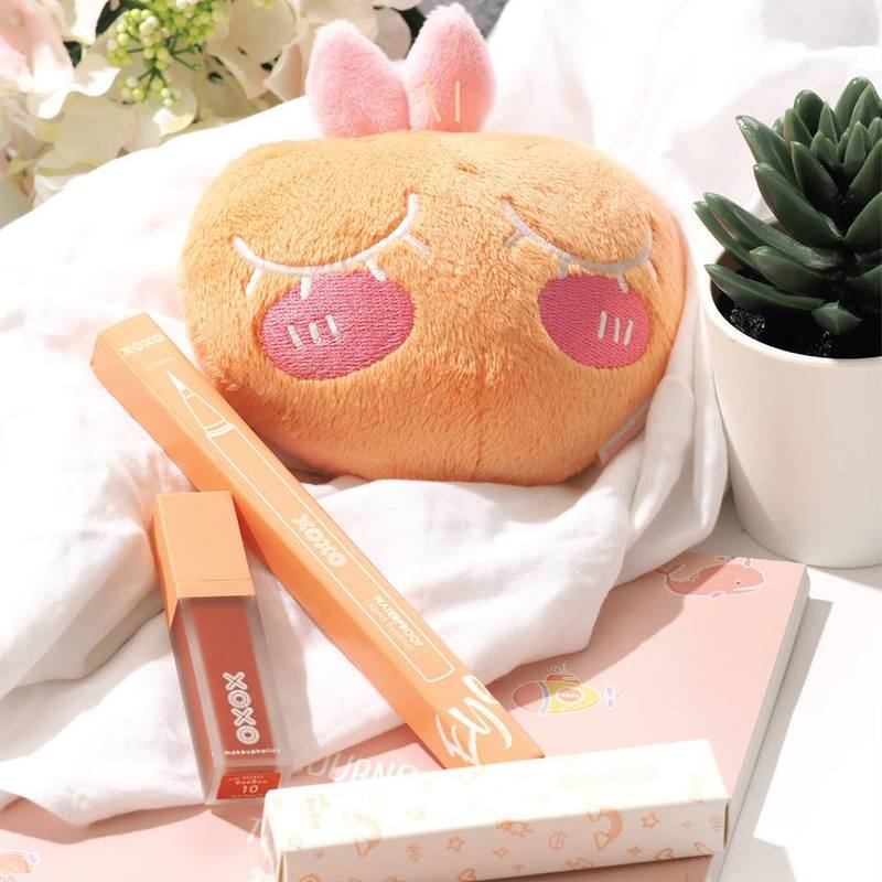 5-peach-makeup-collection