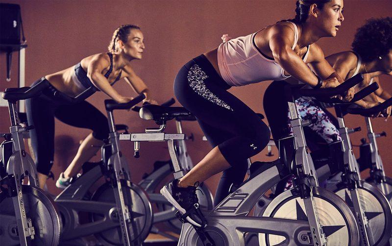 คลาสออกกำลังกาย