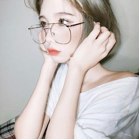 ทรงผม ใส่แว่น