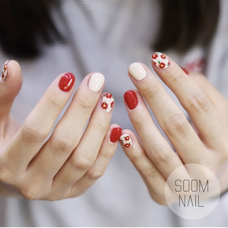 red-nails-ideas