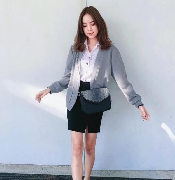 ใส่ชุดนักศึกษายังไงให้ดูดี