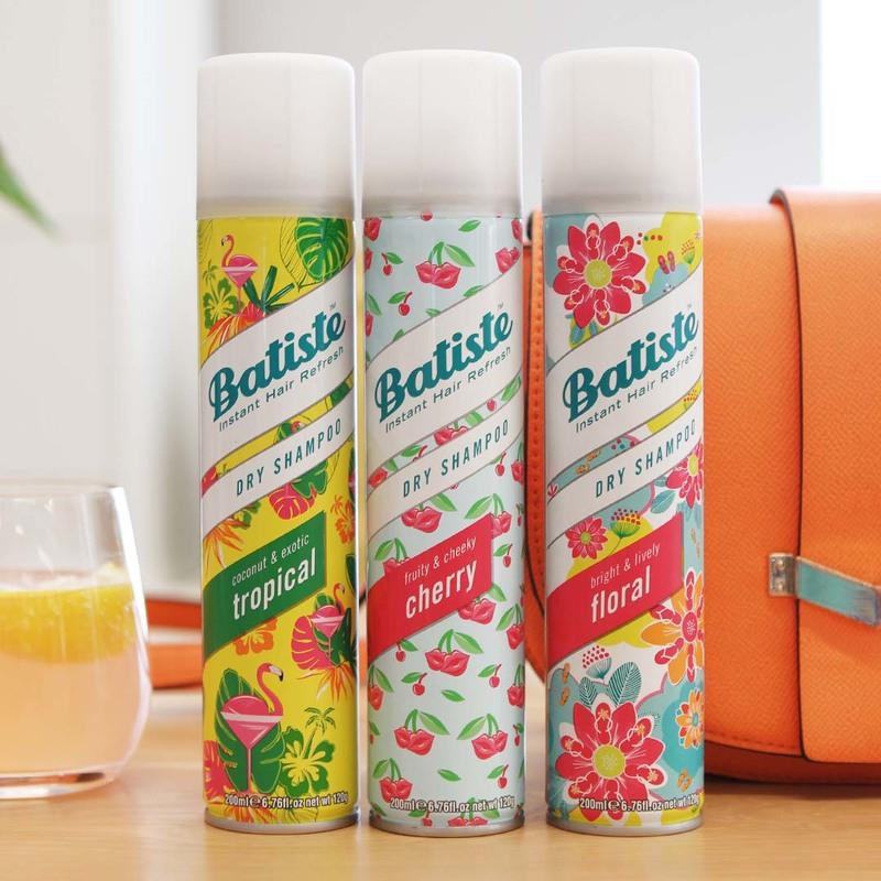 Dry Shampoo ถูกและดี