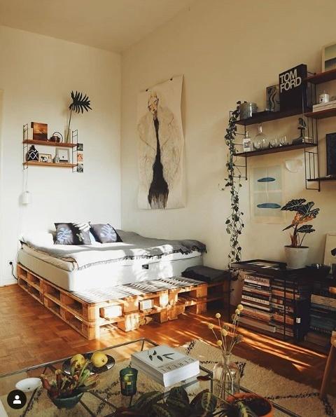 แต่งห้องนอนขนาดเล็ก