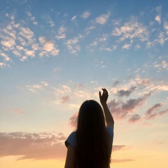 ถ่ายรูปกับท้องฟ้า