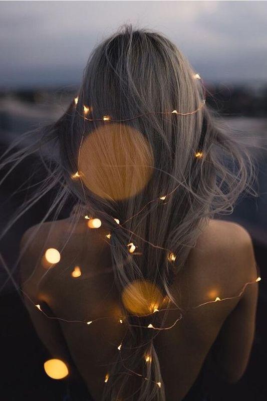 ถ่ายรูปกับสายไฟ