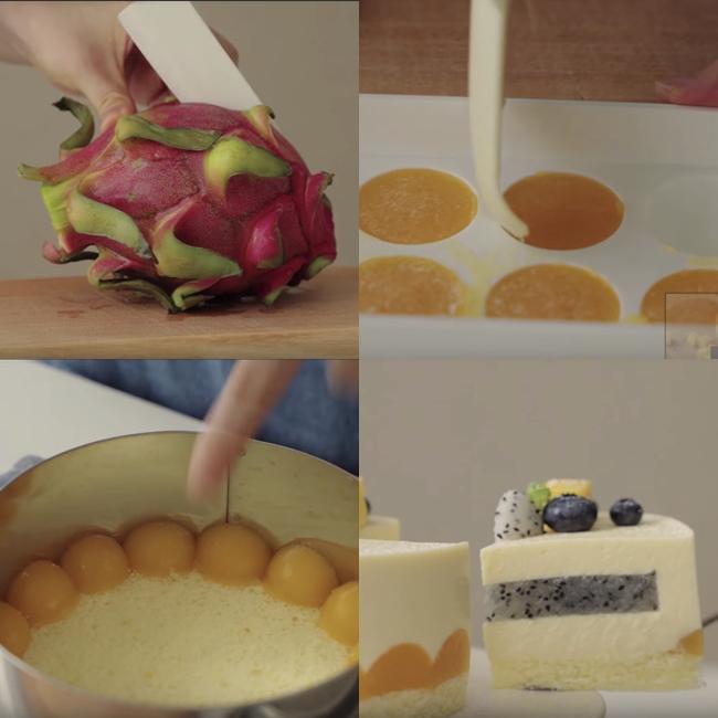 เค้กผลไม้