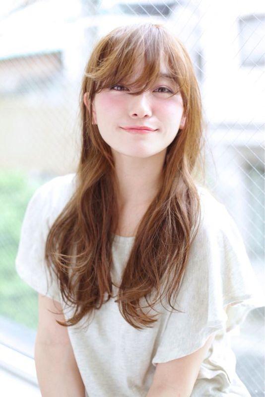 สีผมสไตล์ญี่ปุ่น