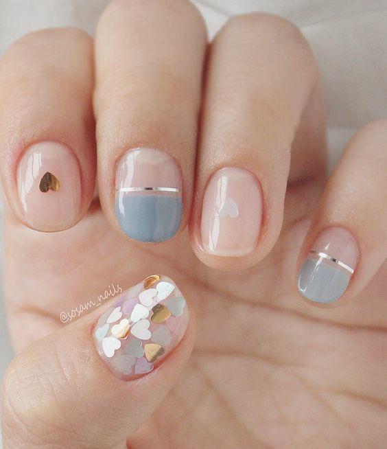Heart-nail