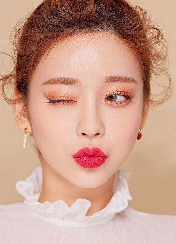 กรีดตาสไตล์สาวเกาหลี