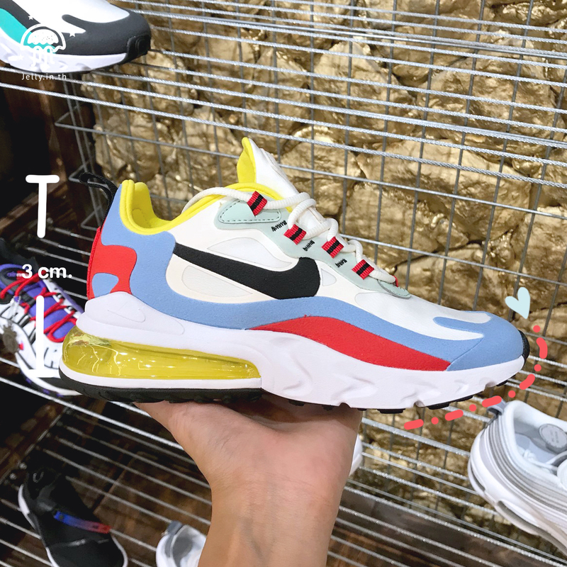 Sneaker เสริมส้น