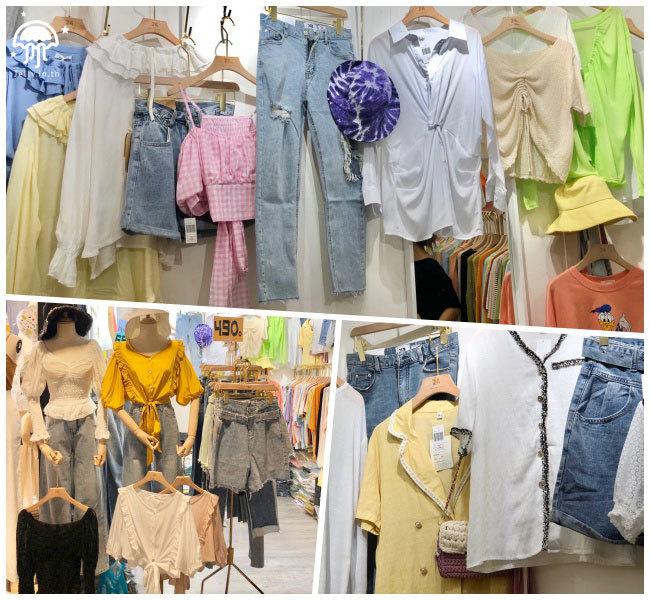 ร้านเสื้อผ้ายูเนียนมอลล์