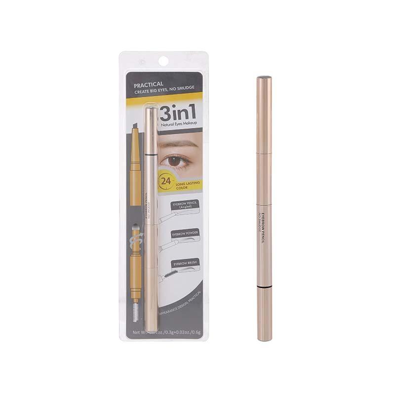 ดินสอเขียนคิ้วสำหรับมือใหม่