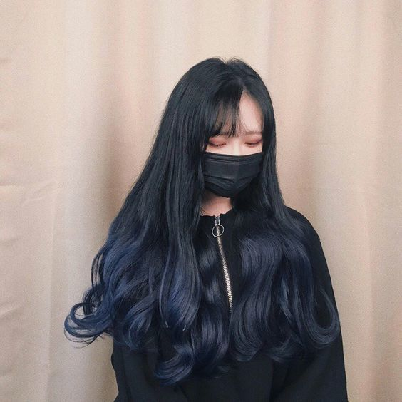 สีผมสวยๆ 2019