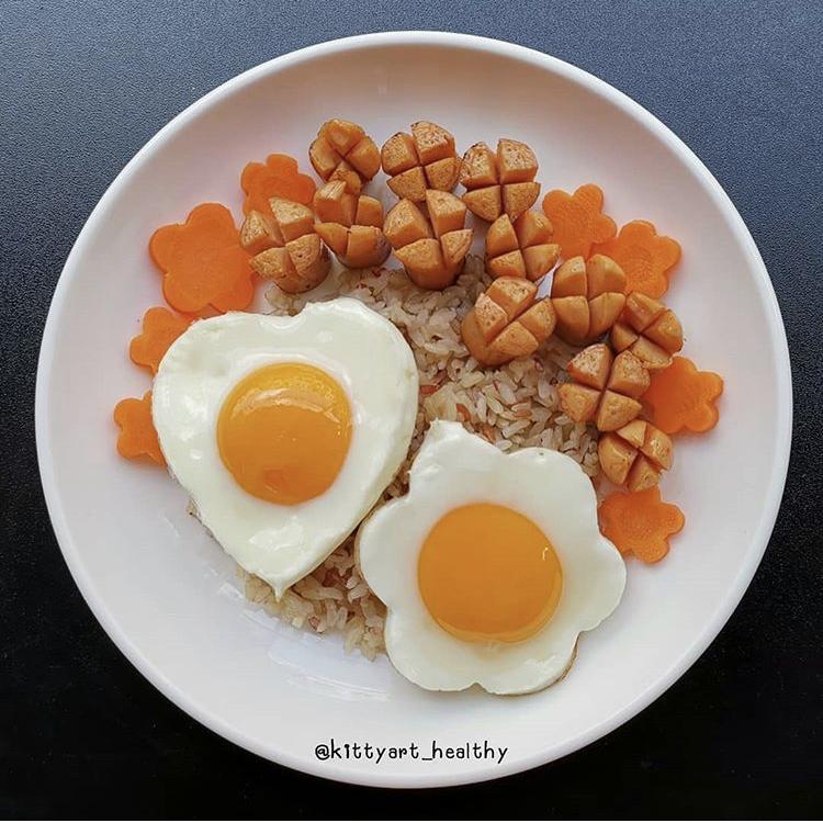 อาหารเช้าคลีน