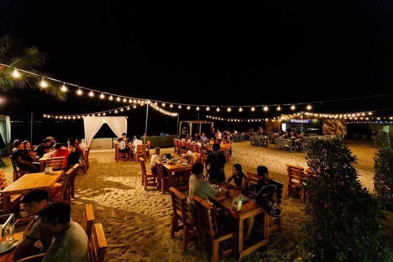 ร้านอาหารติดทะเล