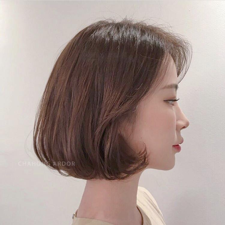ผมสั้นสไตล์เกาหลี