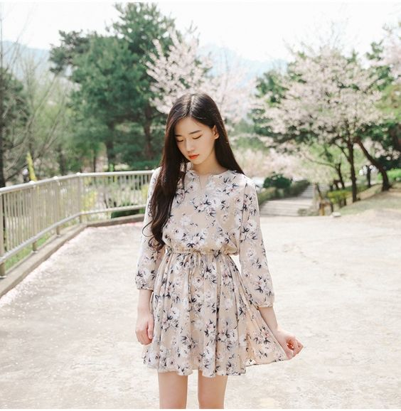 Dress-korea-fashion