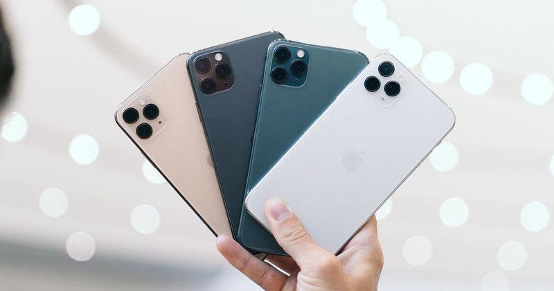 กล้อง 11 pro iPhone