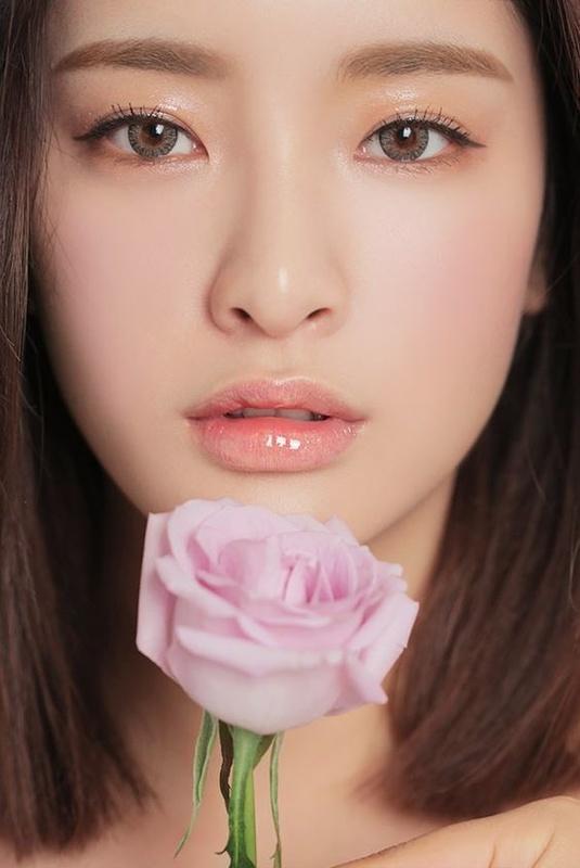 peach-makeup