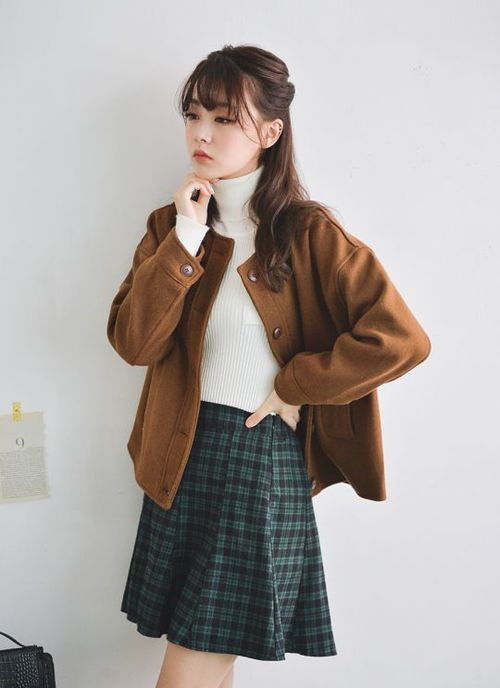 Brown-outfits