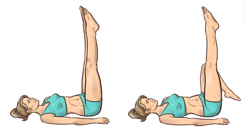 3 ท่า 3 นาที! ออกกำลังกายฟิตเรียวขา ทำทุกคืนก่อนนอนผอมชัวร์